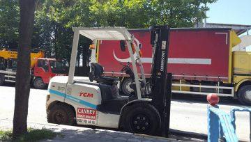 2. El Satılık Forkliftler