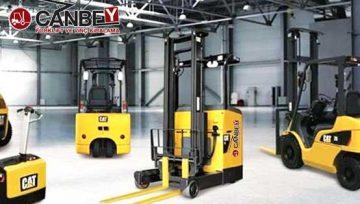 Şişli Forklift Kiralama