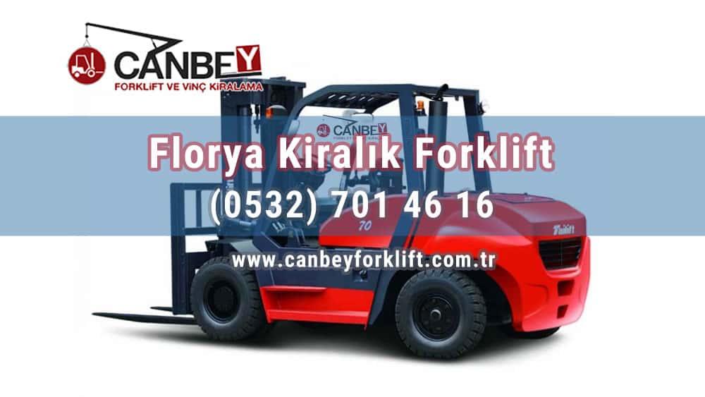 Florya Kiralık Forklift