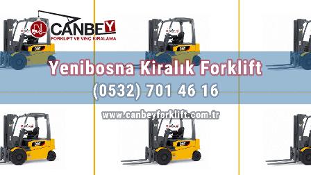 Kiralık Forklift İstanbul Yenibosna