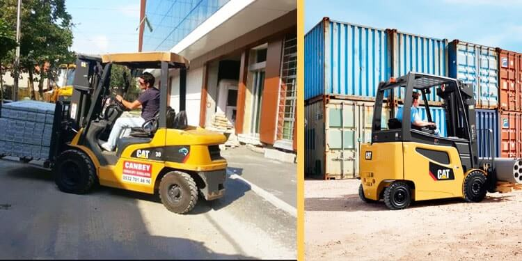 Forklift Kiralama İşi Nasıl