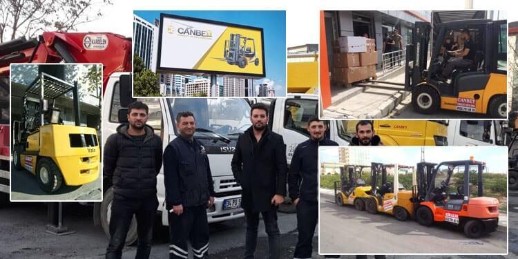 Sahibinden Kiralık Forklift