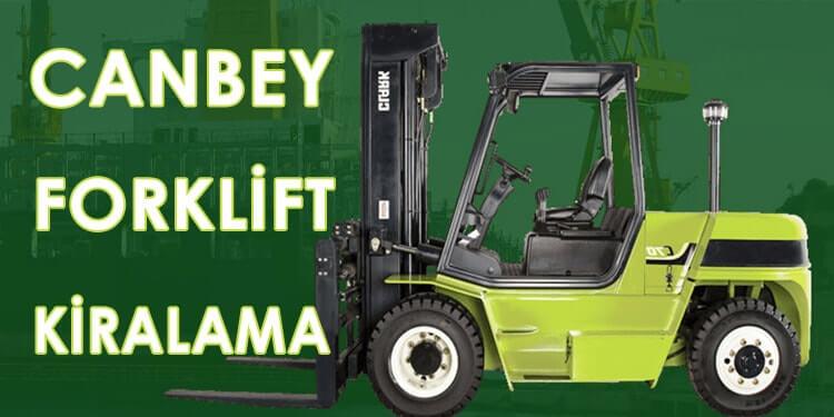 Forklift Kiralama Anadolu Yakası