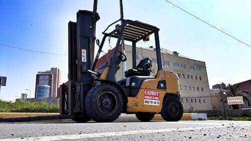 Forum İstanbul (Bayrampaşa) Forklift Kiralama
