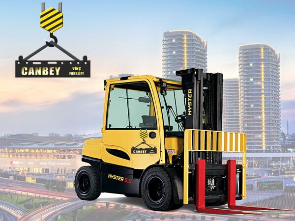 Mall Off İstanbul Kiralık Forklift