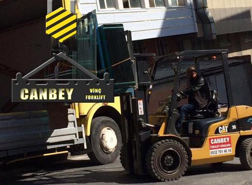 Beşyüzevler Kiralık Forklift