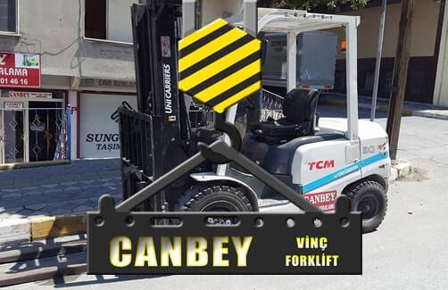 Yeşilköy Kiralık Forklift Hizmetleri