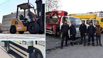 Kiralık Forklift Nerelerde Kullanılır