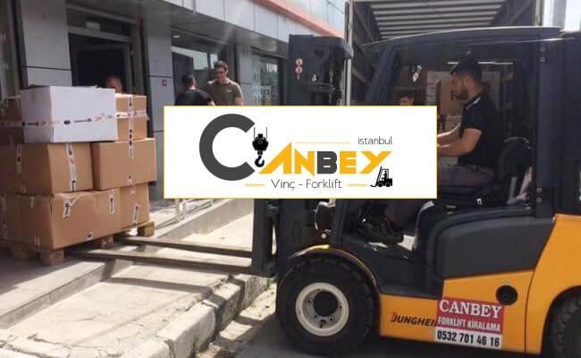 İstanbul Avrupa Yakası Forklift Kiralama Hizmetleri