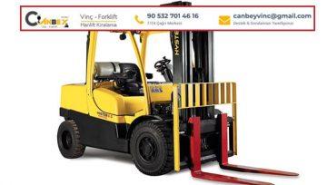 Kiralık Forklift Üsküdar