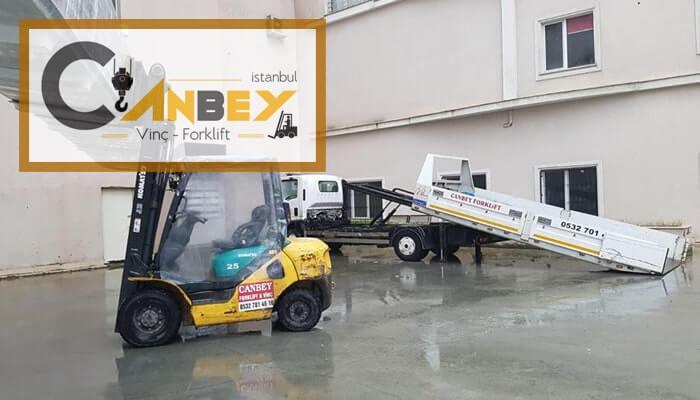 Hadımköy Forklift Kiralama