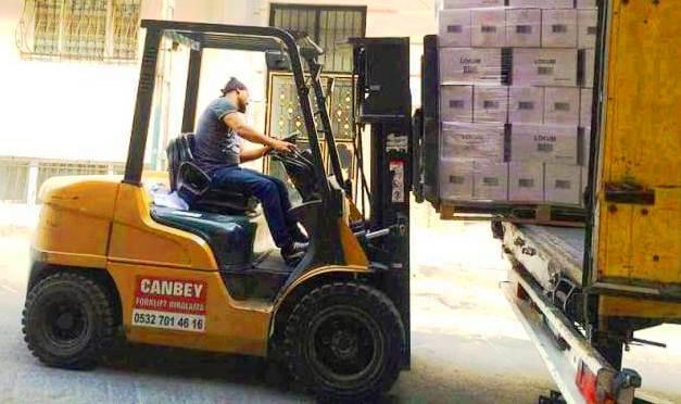 Soğuksu Forklift Kiralama