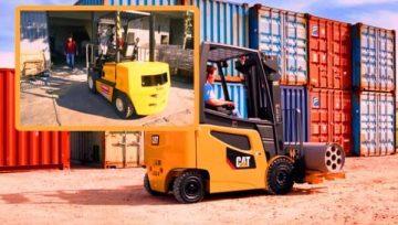 Yeşilköy Forklift Kiralama