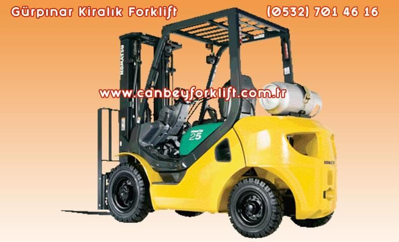 Kiralık Forklift Gürpınar