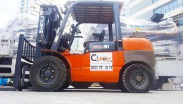7 Tonluk Kiralık Forklift